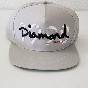Nwt new diamond supply co. Flat hat
